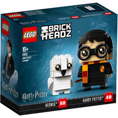 LEGO® BrickHeadz 41615 Harry Potter™ und Hedwig™