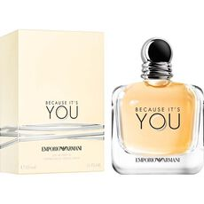 Emporio Armani Because it's You, Eau de Parfum, 150 ml