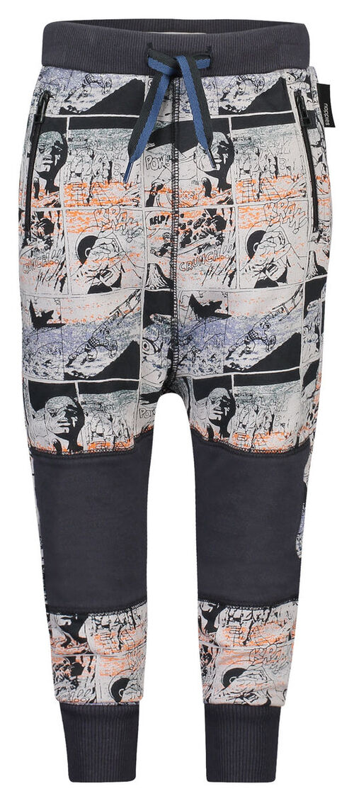NOPPIES Jogginghose Tabo, Charcoal, 128 | Sportbekleidung > Sporthosen > Jogginghosen | NOPPIES