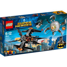 LEGO® DC Super Heroes 76111 Batman: Brother Eye Gefangennahme