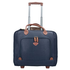 Jump Uppsala 2-Rollen Businesstrolley 31 cm Laptopfach, navy