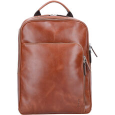 Picard Buddy Business Rucksack Leder 39 cm Laptopfach, cognac