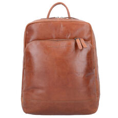 The Chesterfield Brand Maci Rucksack Leder 40 cm Laptopfach, cognac