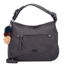 Tamaris MEI Schultertasche 28 cm, dark brown