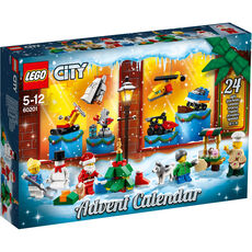 LEGO® City 60201 Adventskalender 2018