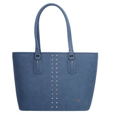 Sansibar Shopper Tasche 34 cm, midnight blue