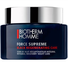 Biotherm Homme Force Supreme Black Regenerating Care, 75 ml