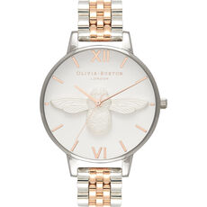"Olivia Burton Damenuhr 3D Bee ""OB16AM156"""