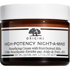 Origins High-Potency Night-A-Mins™ Resurfacing Cream with Fruit Derived AHAs, 50 ml