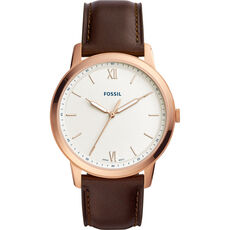 "Fossil Herrenuhr The Minimalist ""FS5463"""