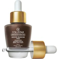 Collistar Face Magic Drops,Selbstbräuner, 30 ml