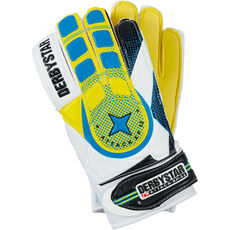 Derbystar Kinder Torwart Handschuh Attack XP 12