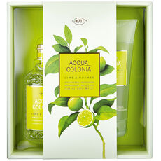 4711 Acqua Colonia Lime & Nutmeg, Duftset