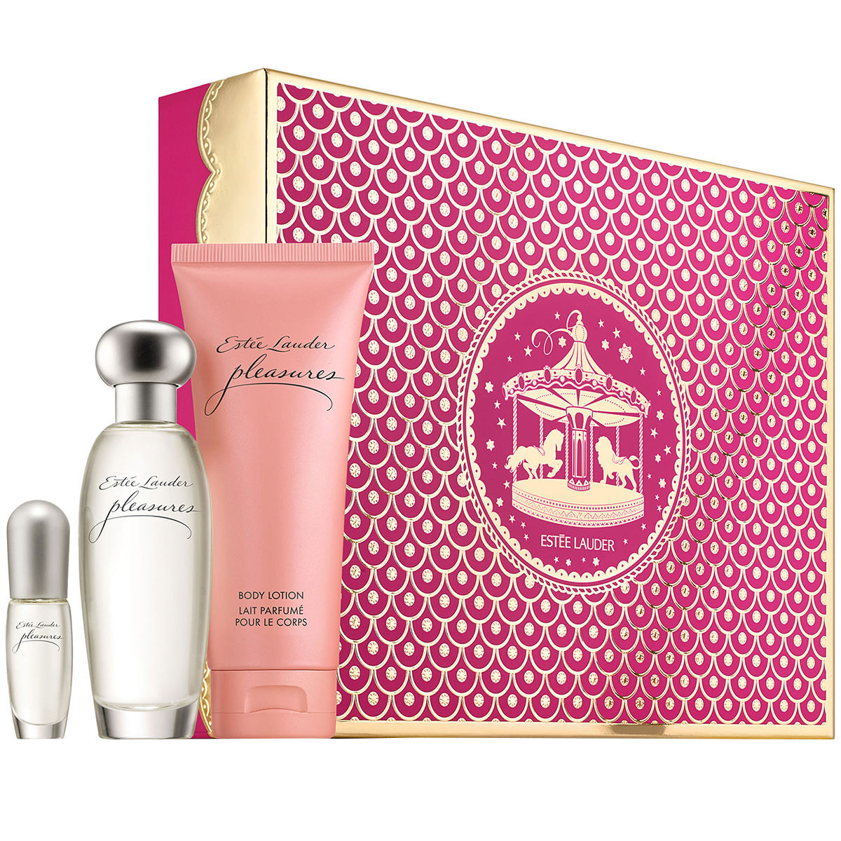 Estée Lauder Pleasures Getaway Favorites, Duftset | Karstadt Online-Shop
