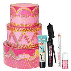 Benefit X-Mas Set mit BADgal Bang Mascara: Triple Decker Decadence