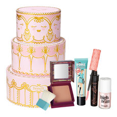 Benefit X-Mas Set mit roller lash Mascara: Gimme Some Sugar