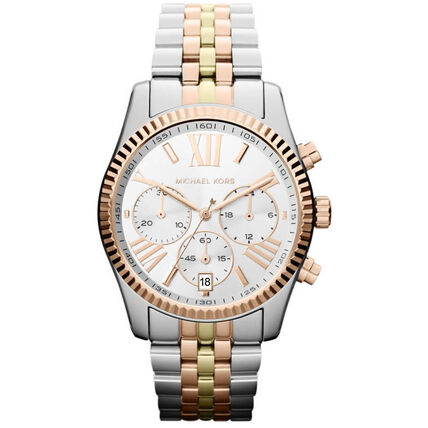 "Michael Kors Damen Chronograph Lexington ""MK5735"""