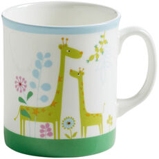 Maxwell Williams Kinder-Becher Giraffe, 0,33 l
