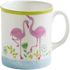 Maxwell Williams Kinder-Becher Flamingo, 0,33 l