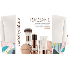 Nude by Nature Radiant Good For You  Complexion Collection N4, Make Up Set