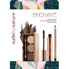 Nude by Nature Enchant Nude Eye Essentials, Augen Make Up Set