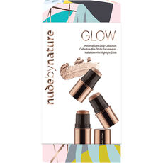 Nude by Nature Glow, Make-Up Set