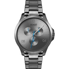 "HUGO Watches Herren Multifunktionsuhr Risk ""1530039"""