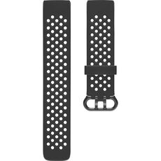 fitbit Charge 3 Wechselarmband, large, Black