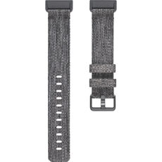 fitbit Charge 3 Wechselarmband, large, Woven/Charcoal