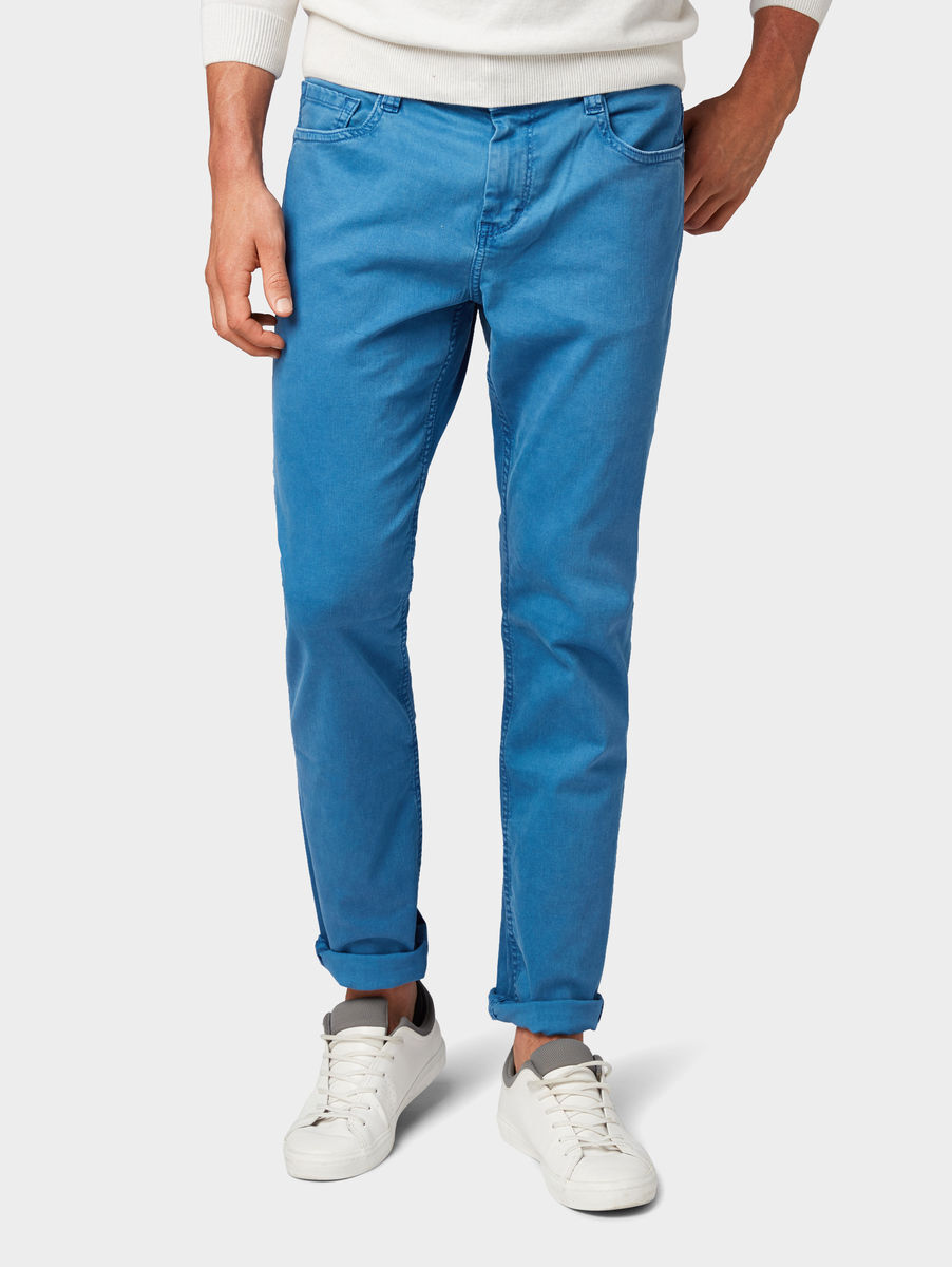 Tom Tailor Josh Regular Slim Hose, Toronto Blue   Karstadt Online-Shop 0e88b1758c