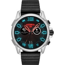 "Diesel ON Herren Touchscreen Smartwatch Full Guard 2.5 ""DZT2008"""