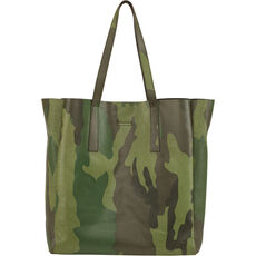 Stuff Maker Damen Shoppertasche Lane, camouflage