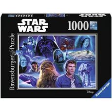 Ravensburger Puzzle - Star Wars Collection 2, 1000 Teile
