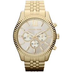 "Michael Kors Herren Chronograph Lexington ""MK8281"""