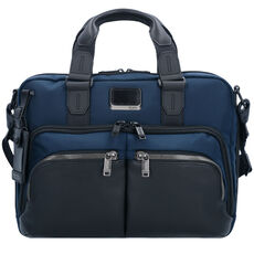 Tumi Alpha Bravo Aktentasche 37 cm Laptopfach, navy