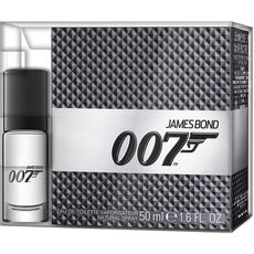 James Bond 007, Duftset