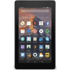 "Amazon Fire 7-Tablet mit Alexa, 7"" (17,7 cm) Display, 16 GB, schwarz, mit Spezialangeboten"