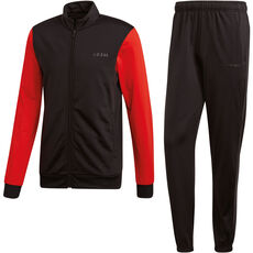 adidas Herren Tracksuit 3-Stripes Linear Tricot