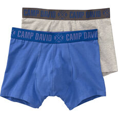 Camp David Herren Boxer, 2er Pack