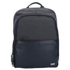 Bric's Monza Businessrucksack 40 cm Laptopfach, nero nero