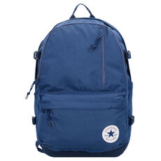 Converse Straight Edge Rucksack 46 cm Laptopfach, navy