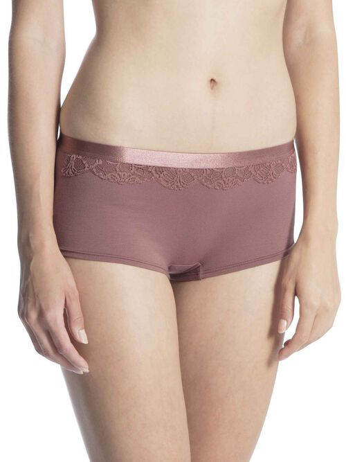 Calida Panty, regular cut, henna red, braun, XS | Unterwäsche & Reizwäsche > Panties | Calida