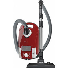 Miele Bodenstaubsauger Compact C1 EcoLine - SCAP3, rot