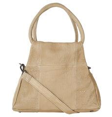 Voi New Zealand Tami Handtasche Leder 34 cm, cotton