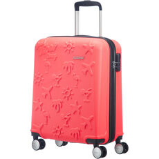 American Tourister 4-Rollen Trolley Good Vibes, 55 cm