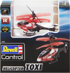 Revell Control Helicopter Toxi rot