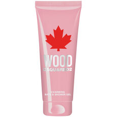 DSQUARED2 Wood Pour Femme, Perfumed Bath & Shower Gel, 200 ml