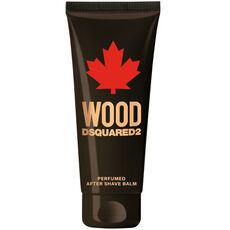 DSQUARED2 Wood Pour Homme, Perfumed After Shave Balm, 100 ml