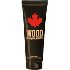 DSQUARED2 Wood Pour Homme, Perfumed Bath & Shower Gel, 250 ml