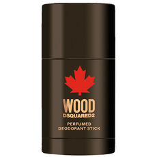 DSQUARED2 Wood Pour Homme, Perfumed Deodorant Stick, 75 ml